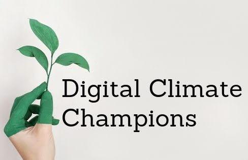 Durch digitale Teamevents Identität und Unternehmenskultur stärken. Digitale Climate Champions