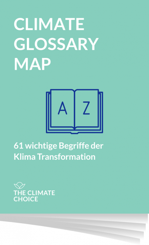 The Climate Choice Whitepaper Climate Glossary Map